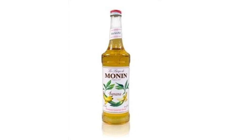 MONIN BANANA MUZ ŞURUBU 700 ML