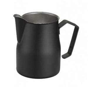 Motta Kumlamalı Latte Art Süt Potu Siyah 35 cl