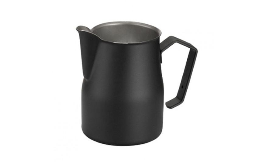 Motta Kumlamalı Latte Art Süt Potu Siyah 50 cl
