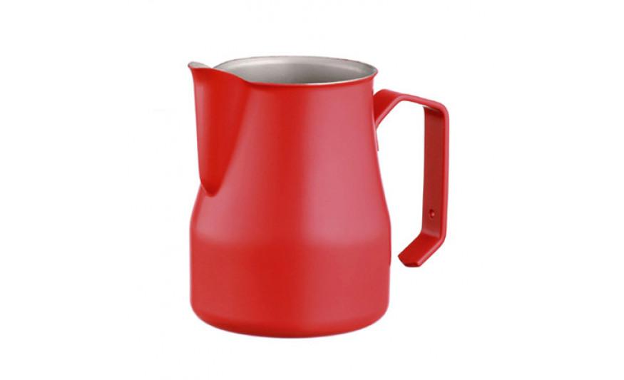 Motta Kumlamalı Latte Art Süt Potu Kırmızı 75 cl