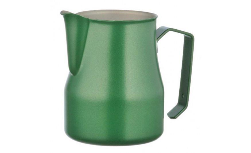 Motta Kumlamalı Latte Art Süt Potu Yeşil 35 cl