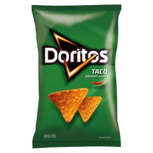 Doritos Taco Baharatlı Mısır Cipsi Süper Boy 23 Paket