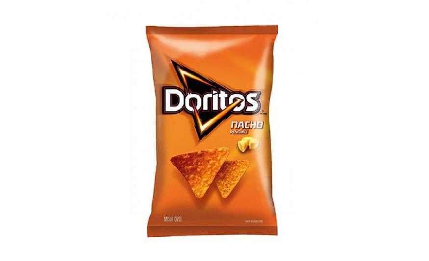Doritos Nacho Peynirli Mısır Cipsi Süper Boy 23 Paket